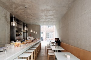 David Chipperfield - Büro der Architekten Berlin-Joachimstraße. Foto Simon Menges