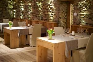 Gourmetrestaurant Vivanda im Hotel In Lain
