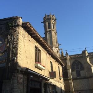 In der Altstadt von Carcassonne