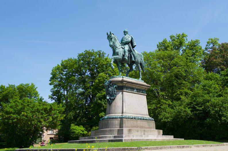 Coburg - im Hofgarten