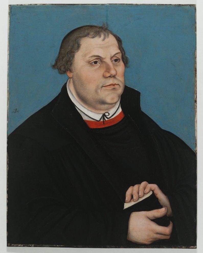 Cranach d. Ä. Martin Luther M.059