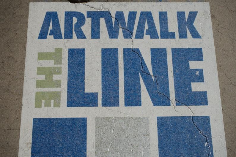 Scottsdale - Artwalk Line