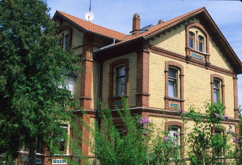 Eisenach - Jugendstil in der Südstadt. (1)