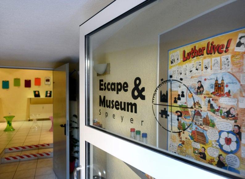 Speyer, Escape-Room