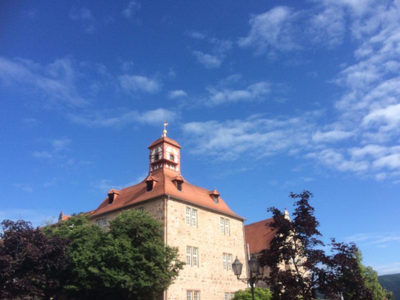 Eschwege - Landgrafenschloss