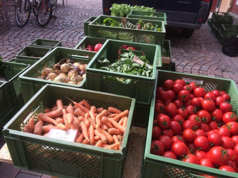 Eschwege - Wochenmarkt (1)
