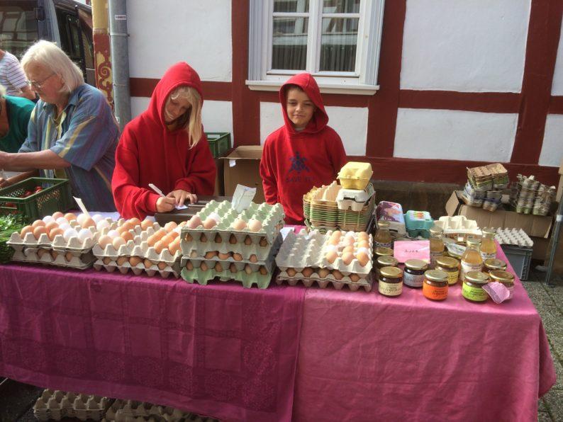 Eschwege - Wochenmarkt