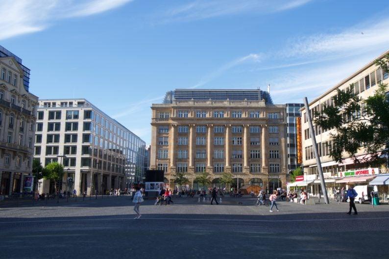 Frankfurt - Rossmarkt
