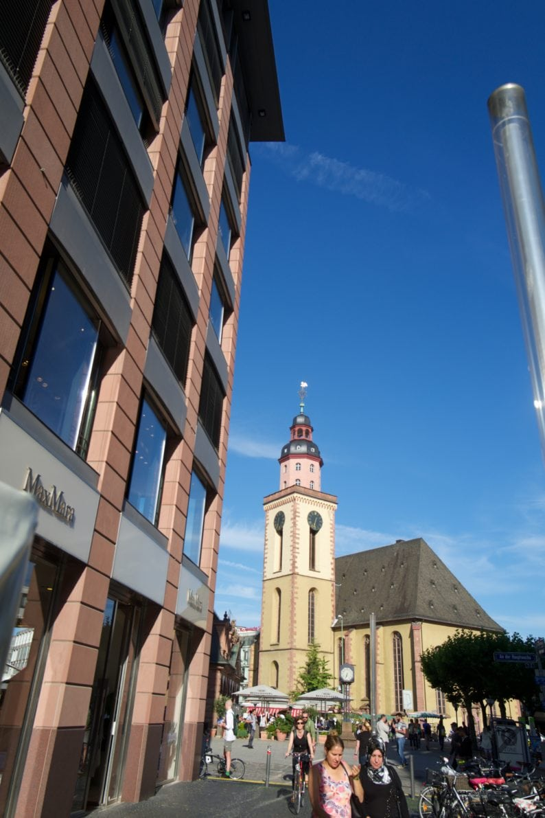 Frankfurt - St. Katharinenkirche