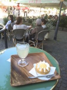 Perfekt an einem heißen Sommertag - Taste au Citron und Zitronenlimonade von L'art du Sucré.