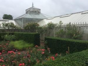 Das Palmenhaus ist dem Londoner Crystal Palace nachempfunden.