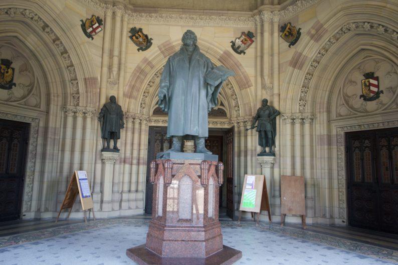 Gedächtniskirche - Martin Luther