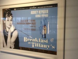 """der internationale Durchbruch war """"Breakfast at Tiffany's."""