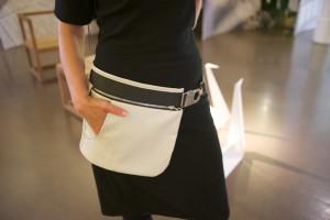 eine raffinierte Handtasche von Ida Gut.