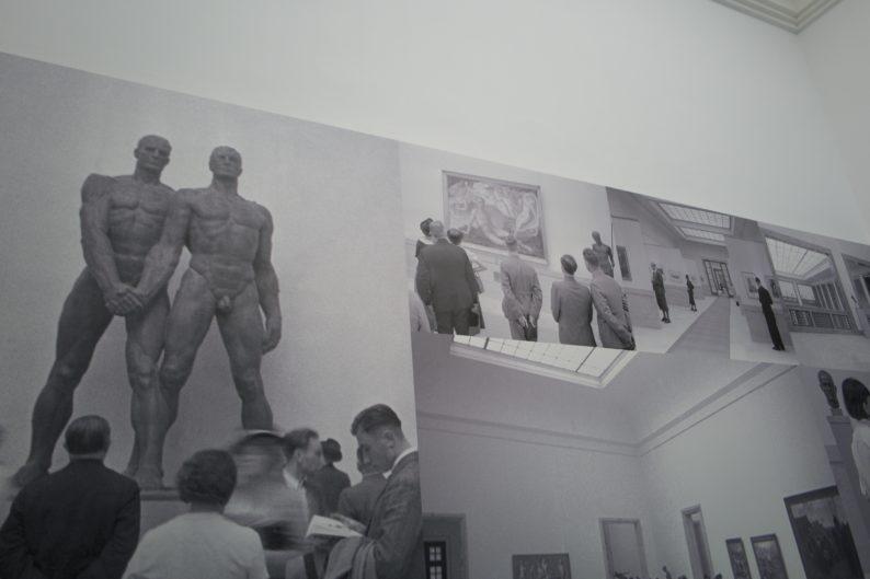 Haus der Kunst - Ausstellung deutsche Kunst
