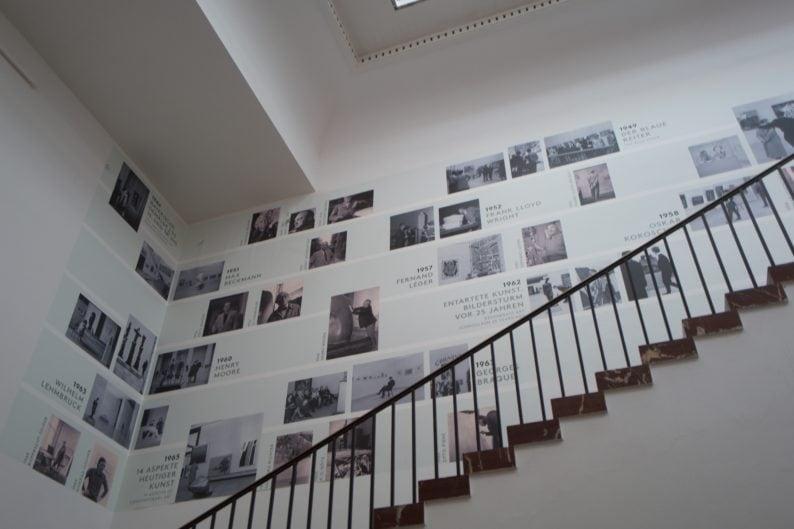 Haus der Kunst - Ausstellungen nach 1945 (1)