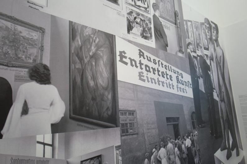 Haus der Kunst - Plakate zur Entartete Kunst