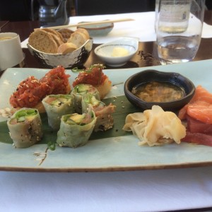 Holbein's - Asia -Lunch