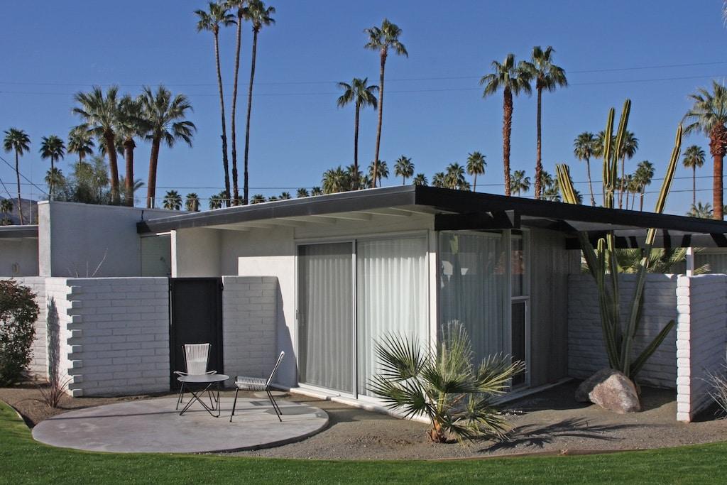 Das Horizon Hotel stammt von dem Architekten William Cody.