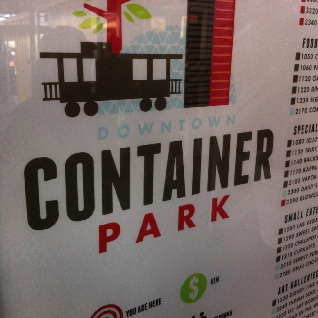In Containern kann man sich sein eigenes Business aufbauen