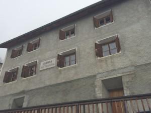 Hotel Piz Tschütta in Vna´
