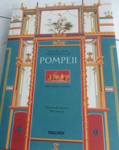 Cover von Pompeij, erschienen im Taschen Verlag