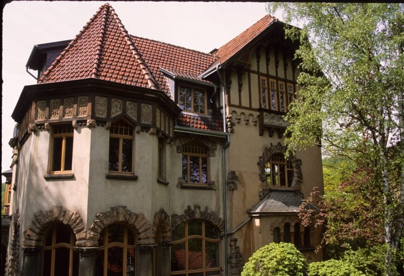 Jugendstilhaus in der Südstadt