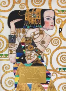 Titelbild des Buches über Gustav Klimt, herausgegeben vom Taschen Verlag zum 150. Geburtstag