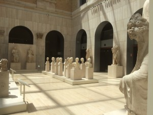 MAN - Ausstellung zu Rom