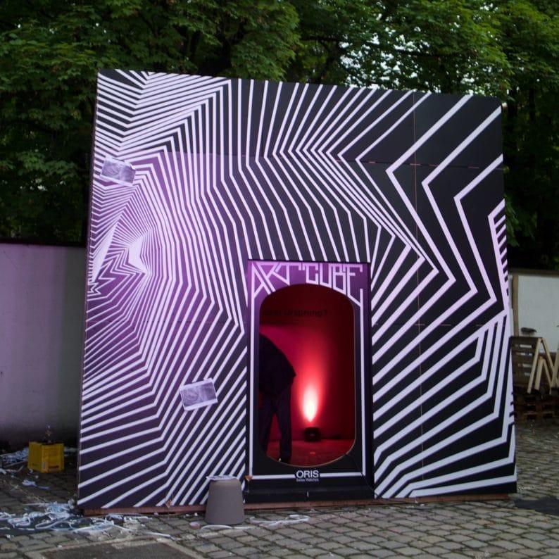 MUCA - Art Cube