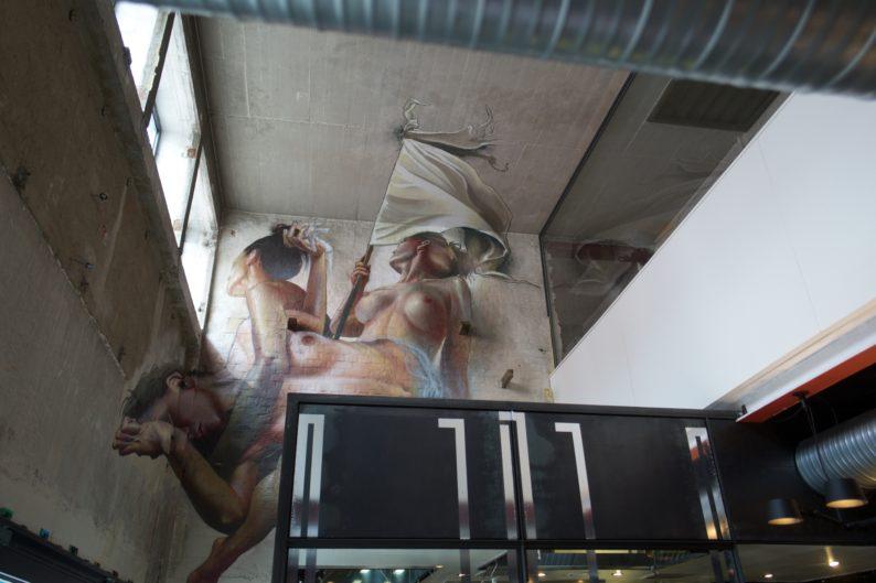 MUCA - Restaurant Mural
