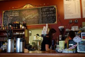 Besonders die Smoothies sind im Mambo Café zu empfehlen.