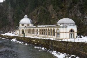 Die einstige Trinkhalle von Nairs soll ein Kulturzentrum werden.