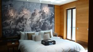 Eine Suite im Hotel The Chedi