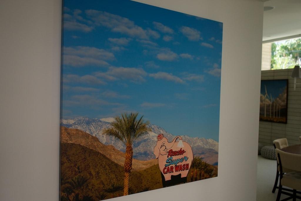man versteht auch viel Spass in Palm Springs