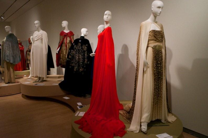 Phoenix - Art Museum Fashion - Cape Exhibition