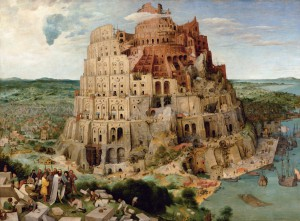 Pieter Breugel d.Ä Turmbau zu Babel