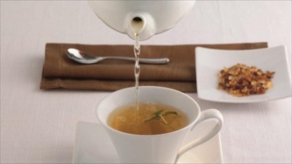 Besonders gesund ist der Kukicha Tee