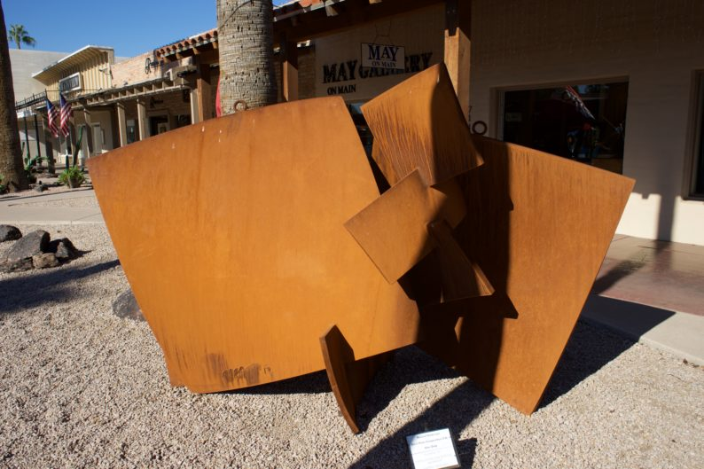 Scottsdale - Galerie May on Main Street