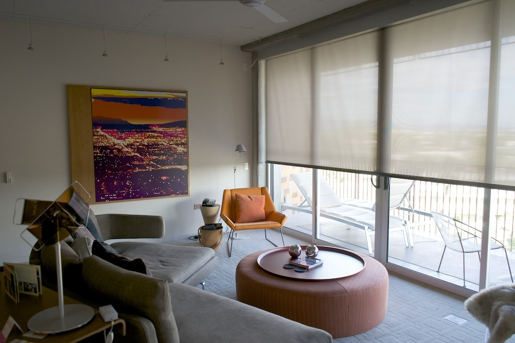 Suite im Hotel Valley Ho mit tollem Blick