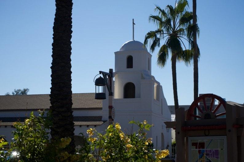 Scottsdale - Missionskirche