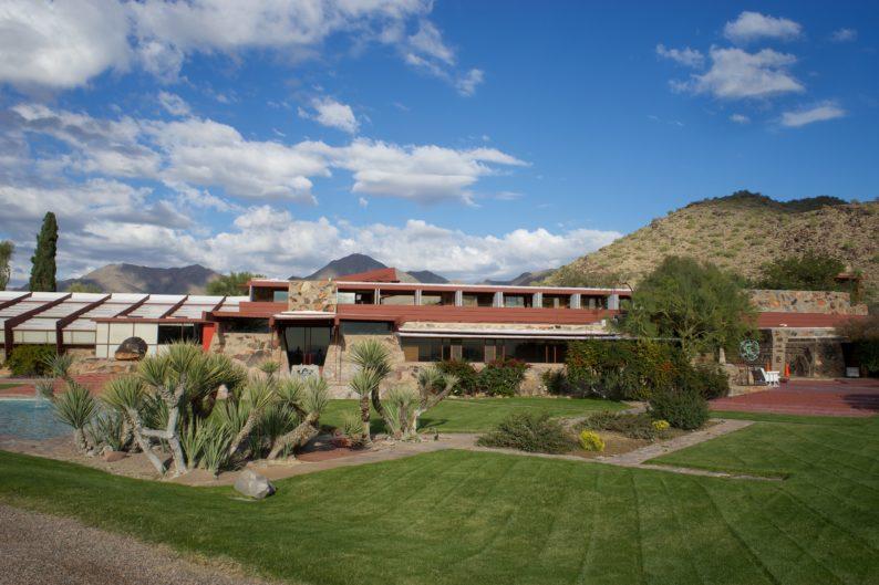 Scottsdale - Taliesin - Frank Lloyd Wright