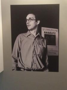 Georg Baselitz im Jahr 1966