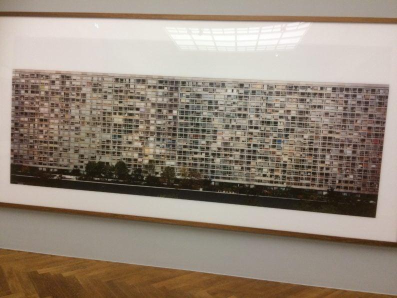 Städel - Becher - Schüler - Montparnasse Andreas Gursky