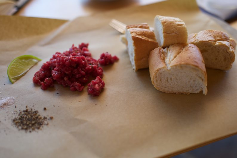 Steirerhütte - Tartar