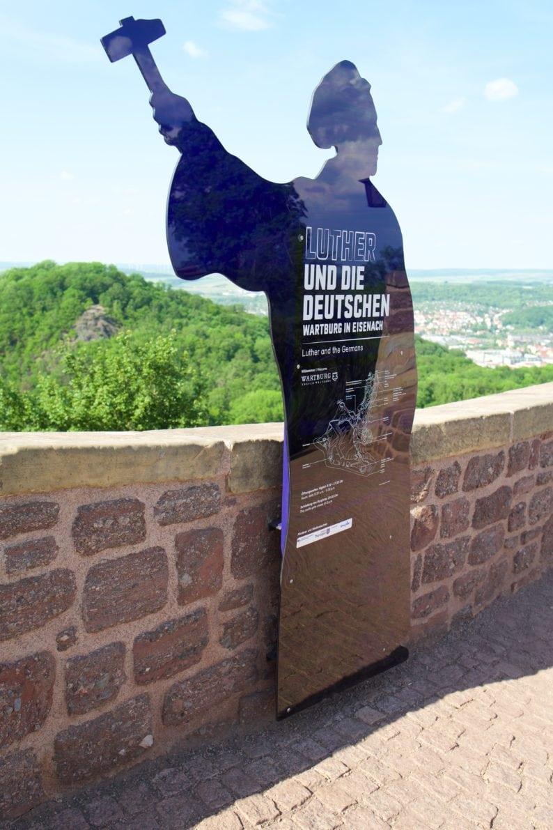 Wartburg 2017 - Luther und die Deutschen