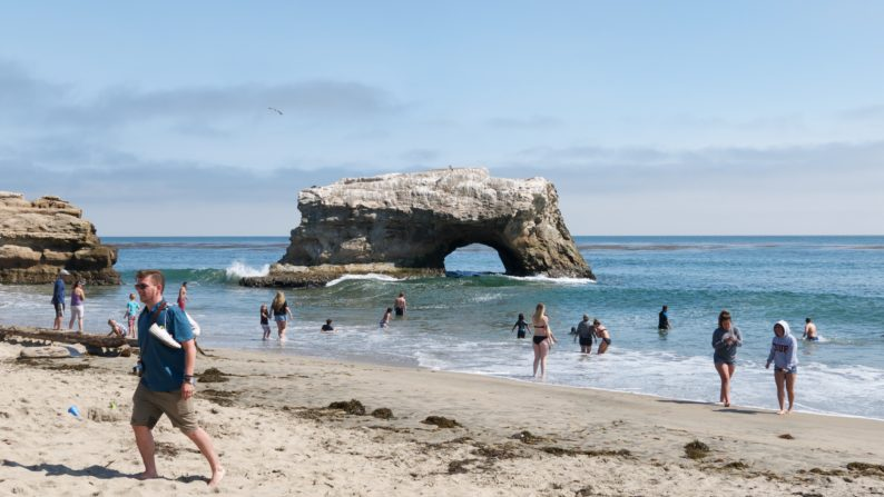 Santa Cruz - National Bridges Beach Park