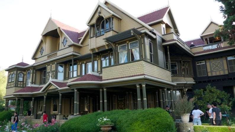Winchester Mystery House San Jose