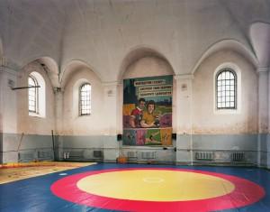 die Synagoge in Horodenka ist heute eine Turnhalle.