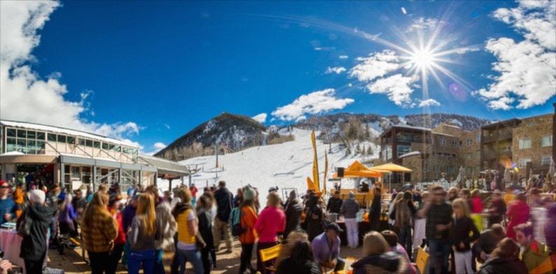 Aspen - Skigebiet